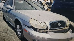 2003 Hyundai sonata parting out 2.7 for Sale in Woodland, CA