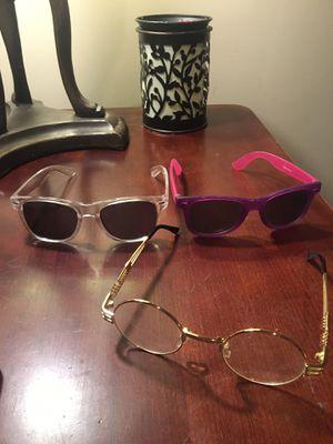 3 unique sunglasses for Sale in Quincy, IL