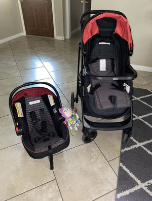 Graco car seat and stroller set for Sale in Cedar Hill, TX