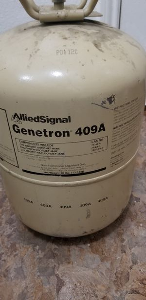 Freon 409A $250 for Sale in Frisco, TX
