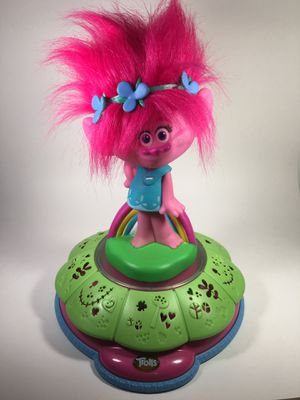 2016 Trolls Poppy Musical Night Light for Sale in Homestead, PA