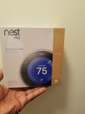 Nest (T3007ES) Learning thermostat for Sale in Vero Beach, FL