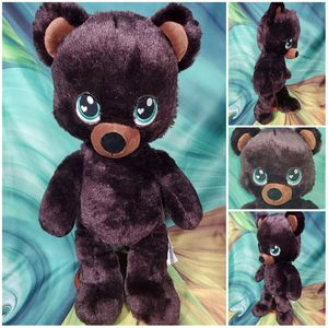 "Build A Bear Dark Chocolate Brown Teddy Sweet Scent BAB Plush 17"" Big Eyes 2016 for Sale in Dale, TX"