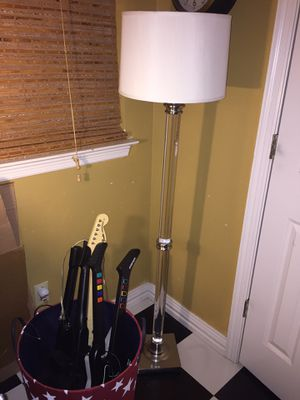 Floor Lamp with shade. Pick up in Colleyville. for Sale in Colleyville, TX