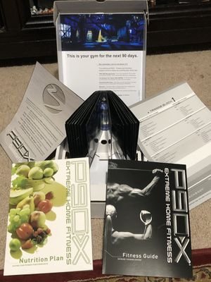 P90X BeachBody complete DVD's and Books for Sale in Modesto, CA