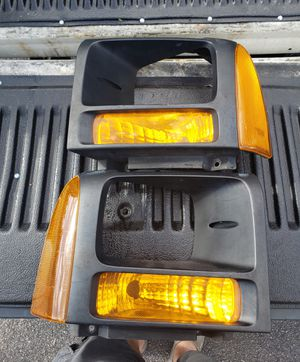 F-250 factory headlights frames for Sale in Miramar, FL