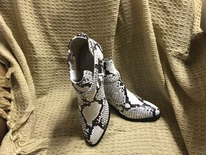 **BRAND NEW** BP Snakeskin-like Boots/Booties/Shoes for Sale in Arlington, WA