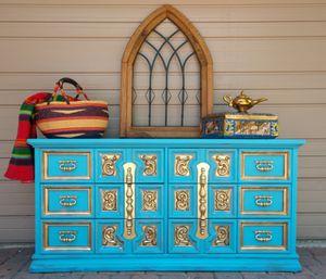 Vintage Dresser Sideboard Buffet Credenza or TV Stand for Sale in Gulfport, FL