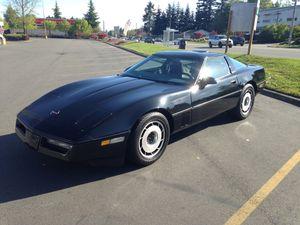 1986 Chevy Corvette for Sale in Bremerton, WA
