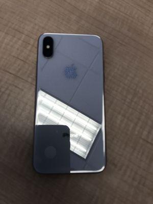 iPhone X 64gb ATT Flawless Condition for Sale in Virginia Beach, VA