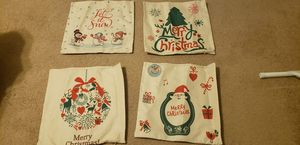 Christmas pillow covers for Sale in Pearland, TX