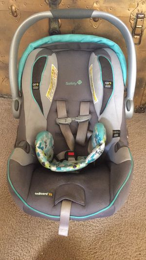Safety first infant car seat for Sale in Potterville, MI