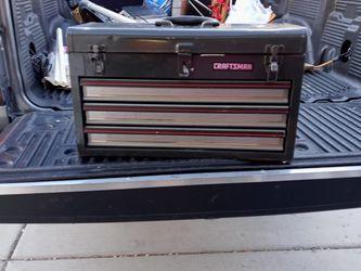 CRAFTSMAN. TOOL BOX for Sale in Las Vegas,  NV