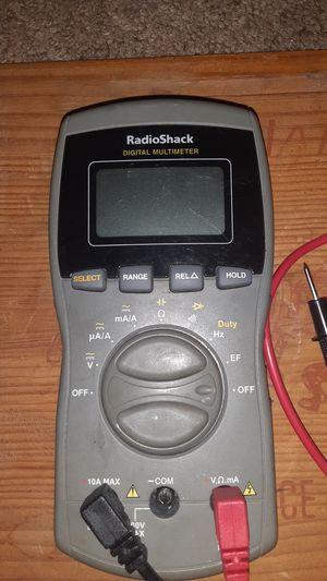 RadioShack Digital Multimeter for Sale in Hillsboro, OR