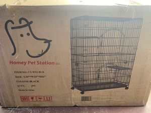 Pet Cage Large Brand New!!! for Sale in Spring Valley, CA