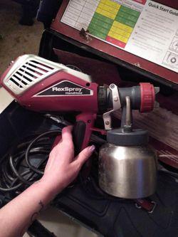 Titan Flex spray Handheld for Sale in Spokane, WA