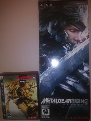 Ps3 Metal Gear Solid Collection for Sale in Los Angeles, CA
