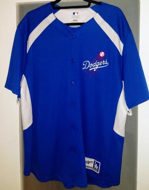 Los Angeles Dodgers Yasiel Puig Jersey men size extra large. Make me an offer. ( Not free ) for Sale in Downey, CA