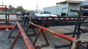 36 ft gooseneck for Sale in BROOKSIDE VL, TX
