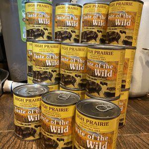 Taste Of The Wild Wet Dog Food for Sale in Alexandria, VA