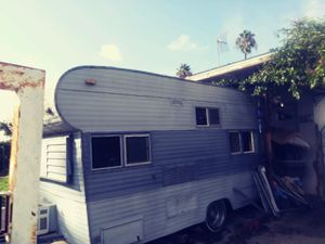 Vintage Travel Trailer for Sale in Long Beach, CA