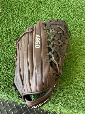 Wilson A950 14 inch Baseball Softball Glove for Sale in Santa Clarita, CA