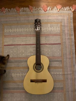 Flamenco style acoustic guitar for Sale in Delray Beach, FL