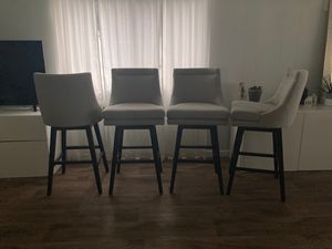 swirl counter stools for Sale in Rochester, WA