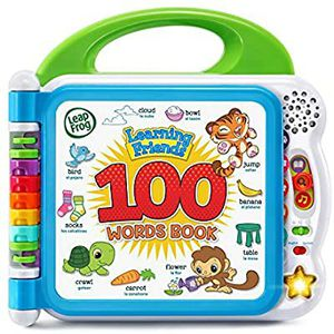 LeapFrog Learning Friends 100 Words Book (Frustration Free Packaging), Green for Sale in Arlington, WA