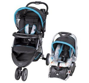 Brand New in Box - Never Used - Baby Trend EZ Ride 5 Travel System, Circle Stitch for Sale in Gastonia, NC