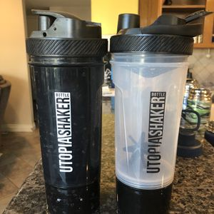 2 Protein shake Shakers for Sale in Corona, CA