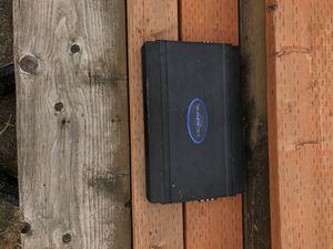 Old school Zapco I-force I-450 .4 4 channel amplifier for Sale in Aberdeen, WA