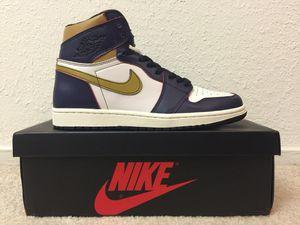Brand New Jordan 1 Retro High OG Defiant SB LA to Chicago for Sale in San Jose, CA