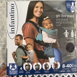 Infantino baby Carrier Go Forward for Sale in Hayward, CA
