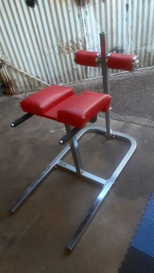 Roman Chair / weights / gym / pesas / gymnasio for Sale in Mesquite, TX