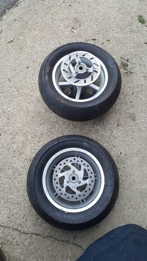 Pocket Rocket wheels and tires for Sale in Rolling Meadows, IL