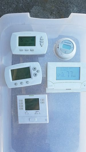 Working thermostats for Sale in San Diego, CA