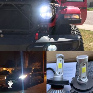 Automotive led headlight kits leds fit all cars and trucks csp Cobb for Sale in Yucaipa, CA