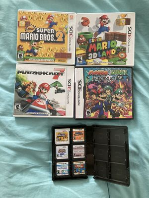 Nintendo 3DS & DS Games for Sale in St. Petersburg, FL