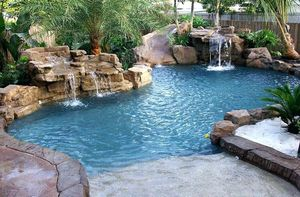 Rock with Waterfalls for Sale in Cutler Bay, FL
