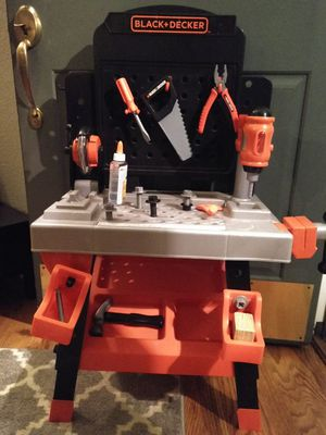 Black and Decker WorkBench for Kiddos for Sale in Westminster, CO