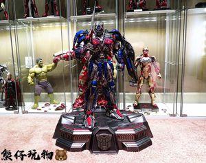 Prime 1 Studio Transformers: The Last Knight Optimus Prime EX Recast Statue for Sale in Boston, MA