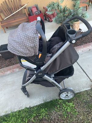 Car seat and stroller for Sale in San Jose, CA