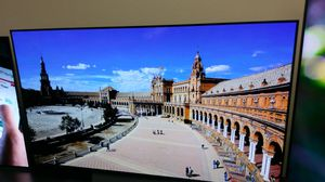 "66"" LG OLED CX G-SYNC THINQ AI DOLBY ATMOS SMART TV for Sale in Hemet, CA"