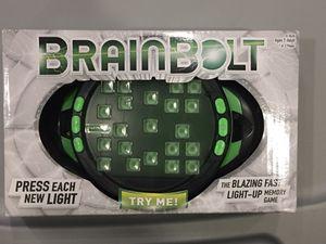 Brainbolt Game for Sale in Alexandria, VA