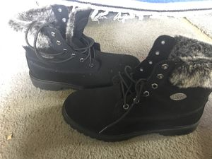 Brand new timberland style black Lugz boots for Sale in Columbus, OH
