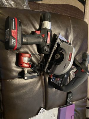 Cordless power tools for Sale in Indianapolis, IN