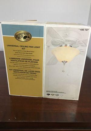 Universal ceiling fan light kit for Sale in Washington, DC