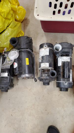 Pool, Spa pumps for Sale in Kent, WA