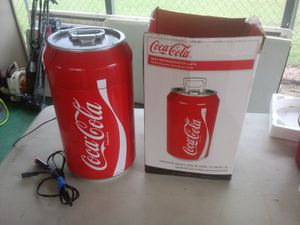 Coca-Cola Mini Can Cooler for Sale in Fort Meade, FL
